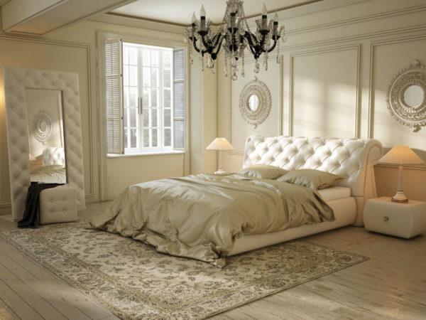 Двуспальная кровать Джульетта